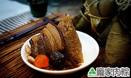 端午節粽子提前預購優惠肉粽5顆275!