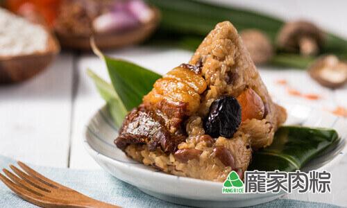 001-04龐家肉粽-古早味肉粽