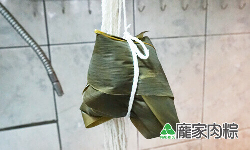 送肉粽的習俗